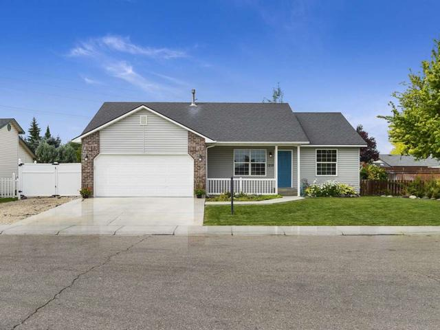 1219 W Peregrine Dr., Nampa, ID 83651 (MLS #98737055) :: Jon Gosche Real Estate, LLC