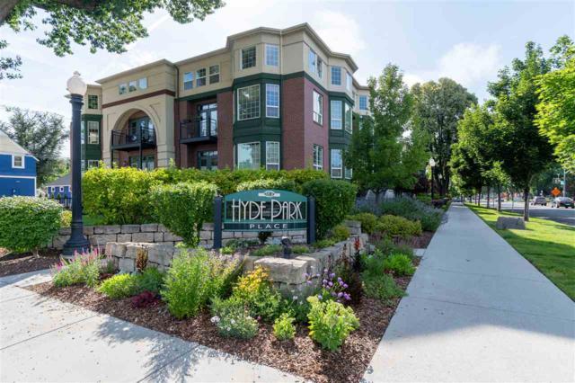 1207 W Fort St. #204, Boise, ID 83702 (MLS #98737220) :: Jon Gosche Real Estate, LLC