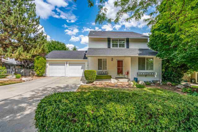 1485 E Shenandoah Dr, Boise, ID 83712 (MLS #98737229) :: Jon Gosche Real Estate, LLC