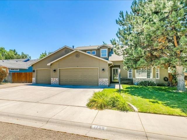 1709 E Summerfalls Drive, Meridian, ID 83646 (MLS #98737295) :: Juniper Realty Group