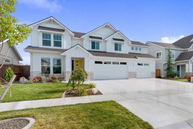 985 W Deer Crest, Meridian, ID 83646 (MLS #98737381) :: Jon Gosche Real Estate, LLC
