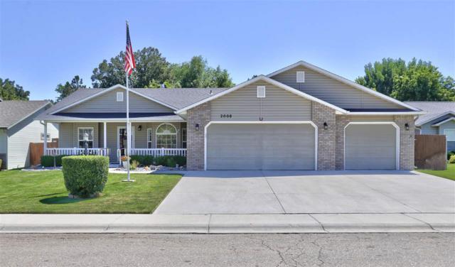 2008 S Palamar Ct., Nampa, ID 83686 (MLS #98737385) :: Jon Gosche Real Estate, LLC