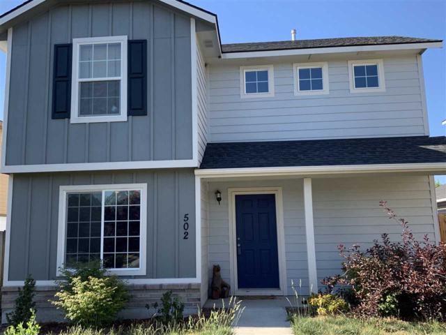 502 W Ramsbrook, Meridian, ID 83646 (MLS #98737416) :: Team One Group Real Estate