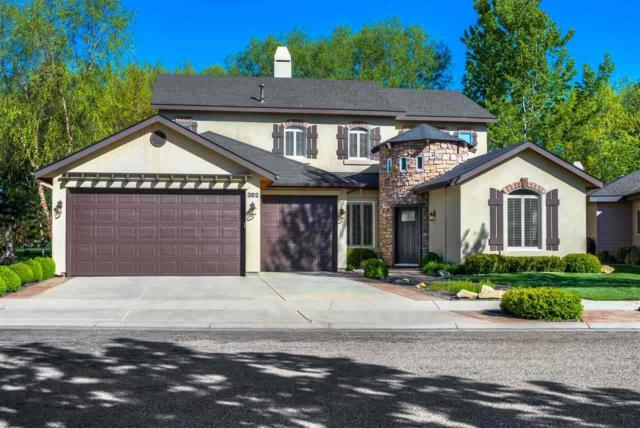 382 Cottonwood, Eagle, ID 83616 (MLS #98737491) :: Juniper Realty Group