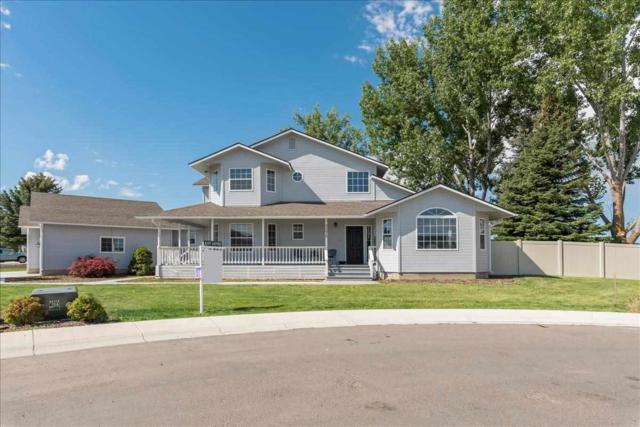 3373 S Cobble Place, Meridian, ID 83642 (MLS #98737505) :: Team One Group Real Estate