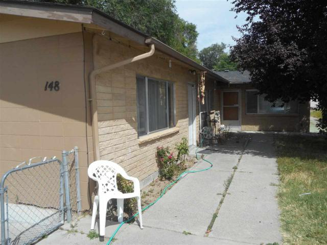 148 & 150 NW 7th St, Ontario, OR 97914 (MLS #98737516) :: Boise River Realty