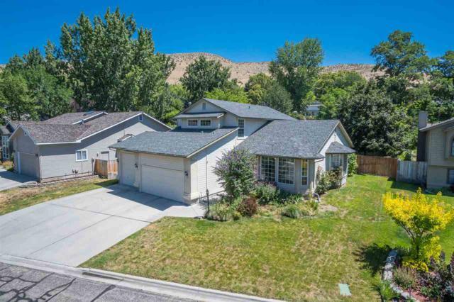 5522 N Turret Way, Boise, ID 83703 (MLS #98737552) :: Team One Group Real Estate