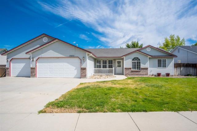 2632 W Carlton, Meridian, ID 83642 (MLS #98737555) :: Team One Group Real Estate