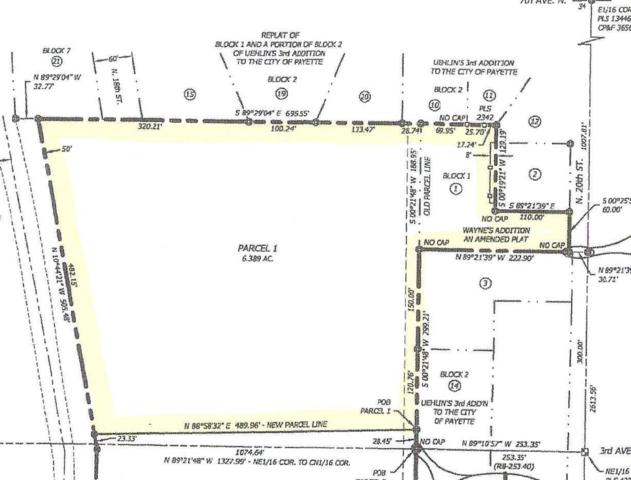 Brickyard Property, Payette, ID 83661 (MLS #98737600) :: Idahome and Land