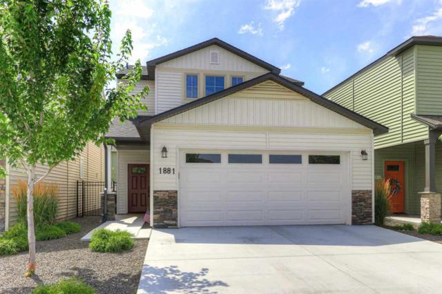 1881 N Chandra Ave, Meridian, ID 83646 (MLS #98737622) :: Givens Group Real Estate