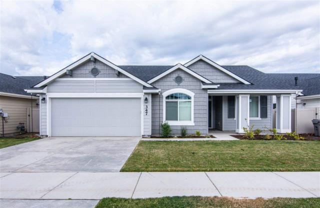 347 N Morley Green Way, Eagle, ID 83616 (MLS #98737653) :: Juniper Realty Group