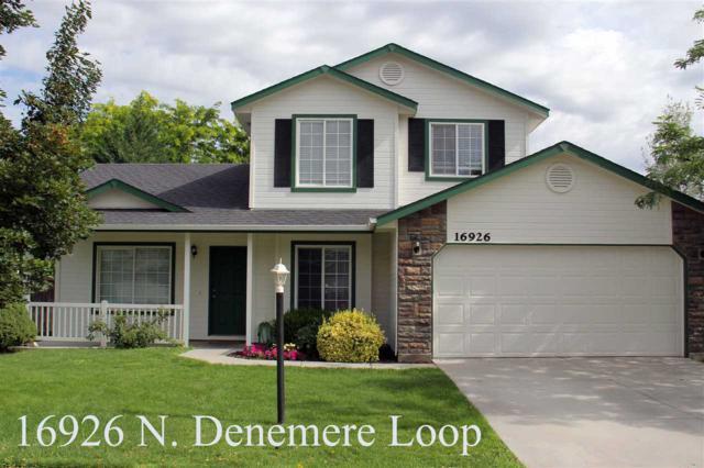 16926 N Denemere, Nampa, ID 83687 (MLS #98737708) :: New View Team
