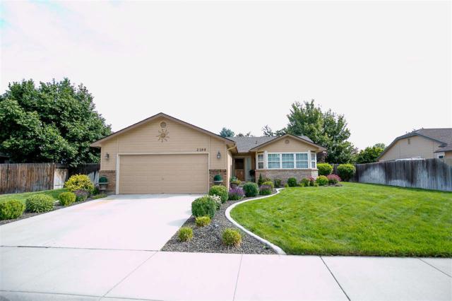 2298 W. Rainfall St, Meridian, ID 83646 (MLS #98737777) :: Jon Gosche Real Estate, LLC