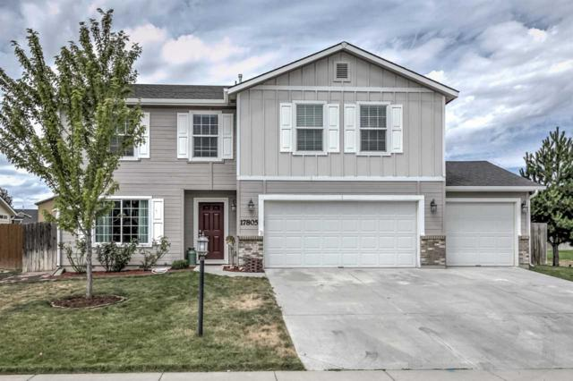 17805 Quiet Springs Avenue, Nampa, ID 83687 (MLS #98737858) :: Boise River Realty