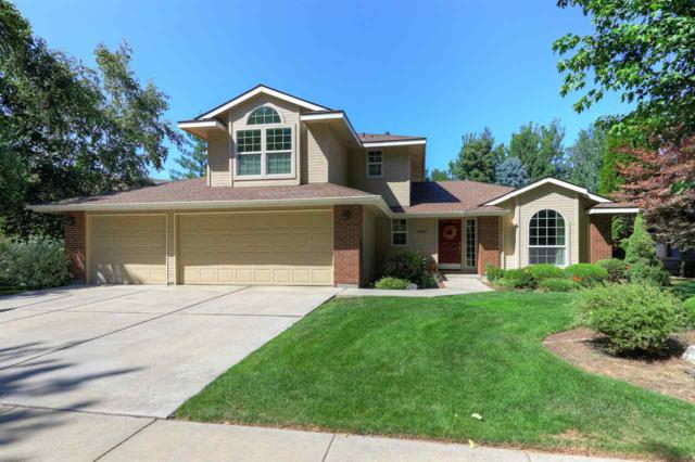 520 E Gentlewind Ct, Boise, ID 83706 (MLS #98737931) :: Juniper Realty Group