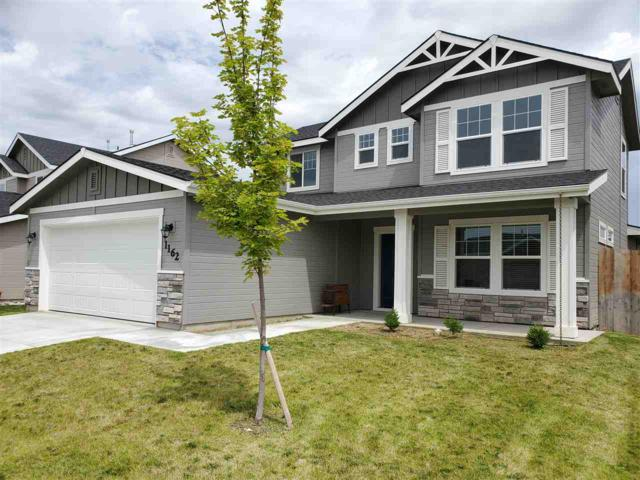 1162 E Whitbeck, Kuna, ID 83634 (MLS #98737943) :: Full Sail Real Estate