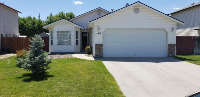 1917 W Grouse St, Nampa, ID 83651 (MLS #98738029) :: Full Sail Real Estate