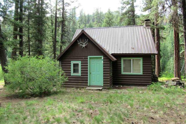 34 Long Creek Dr., Lowman, ID 83637 (MLS #98738076) :: Juniper Realty Group