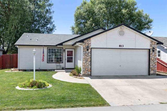 813 S Cherokee Ave., Emmett, ID 83617 (MLS #98738079) :: Boise River Realty
