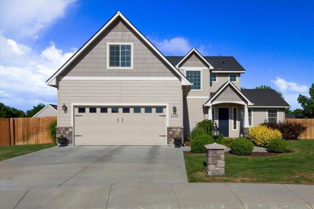 2335 S Rushmore Ct., Boise, ID 83709 (MLS #98738132) :: Idahome and Land