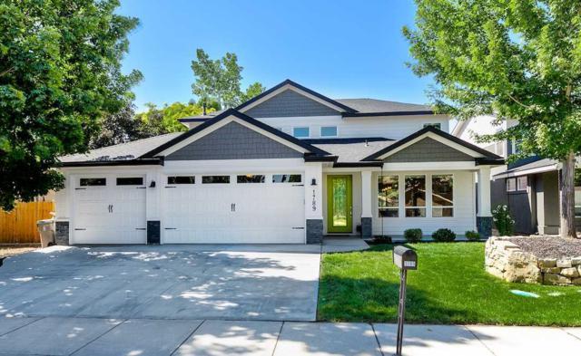 1789 E Bergeson St., Boise, ID 83706 (MLS #98738142) :: Minegar Gamble Premier Real Estate Services