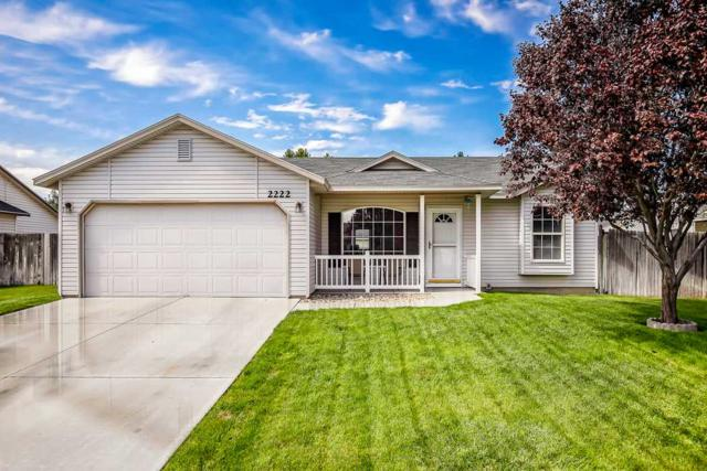2222 W Grouse Avenue, Nampa, ID 83651 (MLS #98738173) :: Jon Gosche Real Estate, LLC