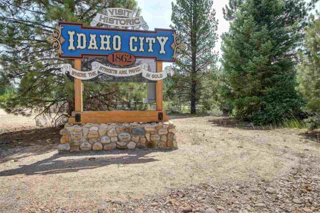 TBD Elk Run Sub Lot 1 Block 1, Idaho City, ID 83716 (MLS #98738213) :: Bafundi Real Estate