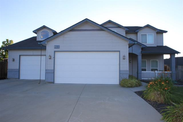 844 W Tooele Dr., Nampa, ID 83686 (MLS #98738323) :: New View Team