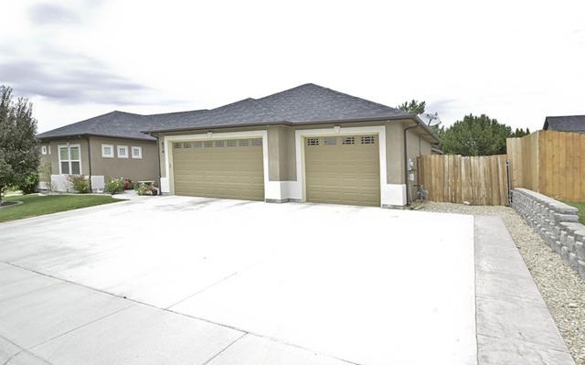 874 W Trine Loop, Nampa, ID 83686 (MLS #98738385) :: New View Team