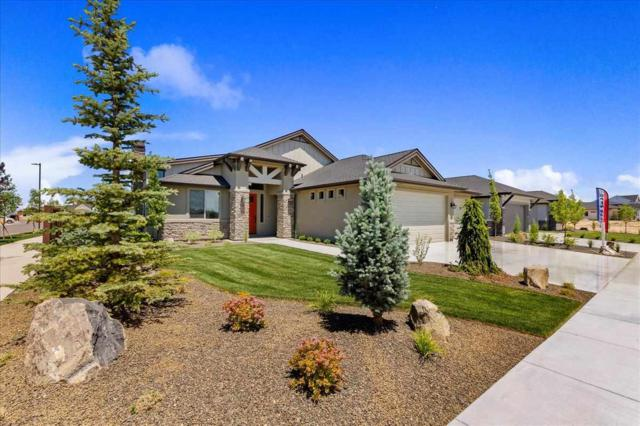 4592 W Highland Fall Dr., Meridian, ID 83646 (MLS #98738968) :: New View Team