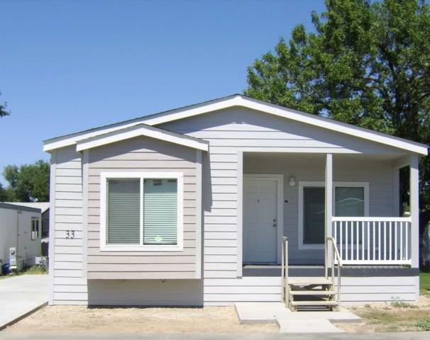 2401 Owyhee Street  #33, Boise, ID 83705 (MLS #98739101) :: Navigate Real Estate