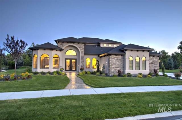 1013 W Water Vista, Eagle, ID 83616 (MLS #98739321) :: Jon Gosche Real Estate, LLC