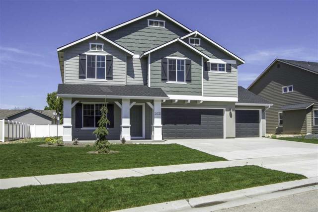 1715 SW Levant Way, Mountain Home, ID 83647 (MLS #98739449) :: Jon Gosche Real Estate, LLC
