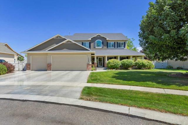 1264 S. Spring Valley Dr., Nampa, ID 83686 (MLS #98739471) :: New View Team