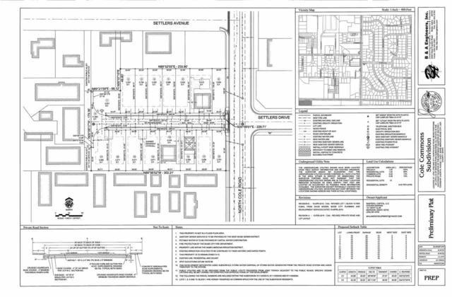2711 N Cole Rd, Boise, ID 83704 (MLS #98739516) :: Full Sail Real Estate