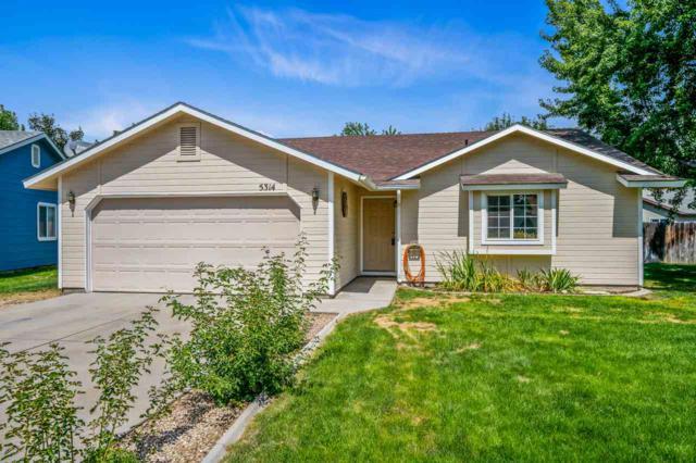 5314 S Paintbrush Pl, Boise, ID 83716 (MLS #98740303) :: Juniper Realty Group