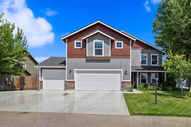 4364 W Newland St, Meridian, ID 83642 (MLS #98740374) :: Jon Gosche Real Estate, LLC
