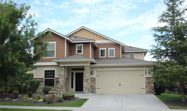 580 E Eaglewoods Lane, Eagle, ID 83616 (MLS #98740513) :: Jon Gosche Real Estate, LLC