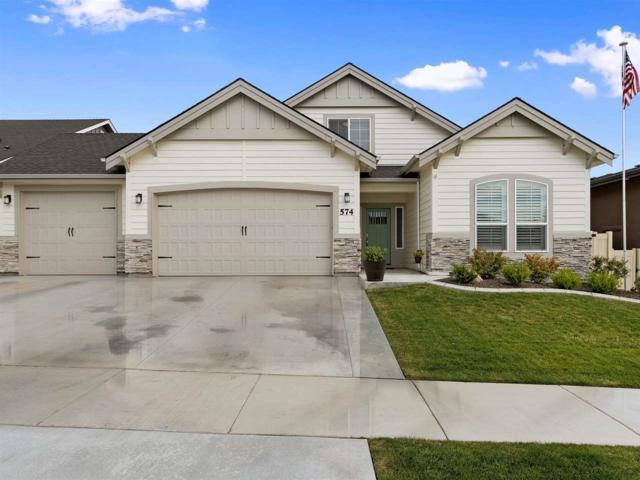 574 East Radiant Ridge Street, Meridian, ID 83642 (MLS #98740529) :: Full Sail Real Estate