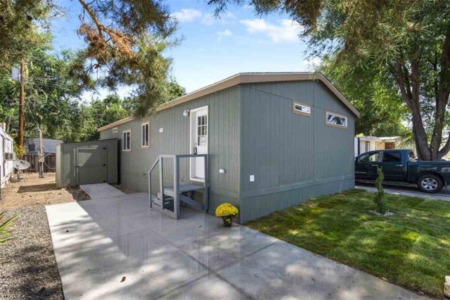 208 E 44th St. #21, Boise, ID 83714 (MLS #98740701) :: Adam Alexander