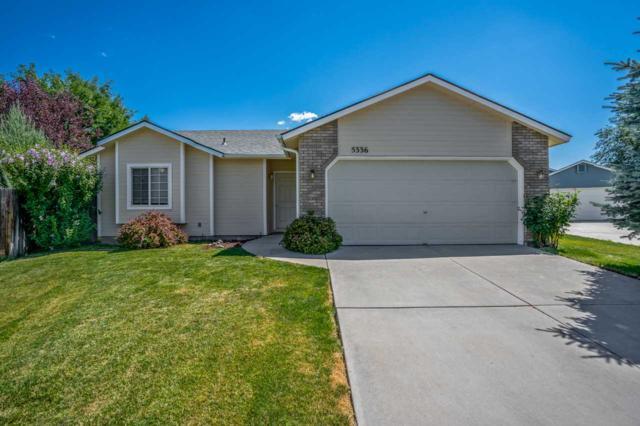 5336 S Yarrow Ave, Boise, ID 83716 (MLS #98740816) :: Juniper Realty Group