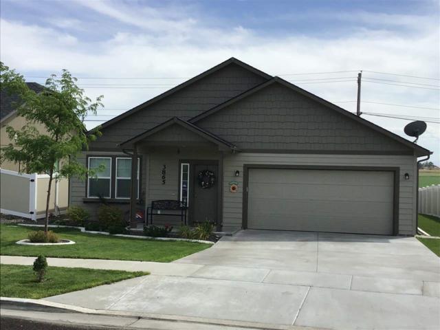 3865 S Windy Ridge Dr, Nampa, ID 83686 (MLS #98740925) :: Jon Gosche Real Estate, LLC