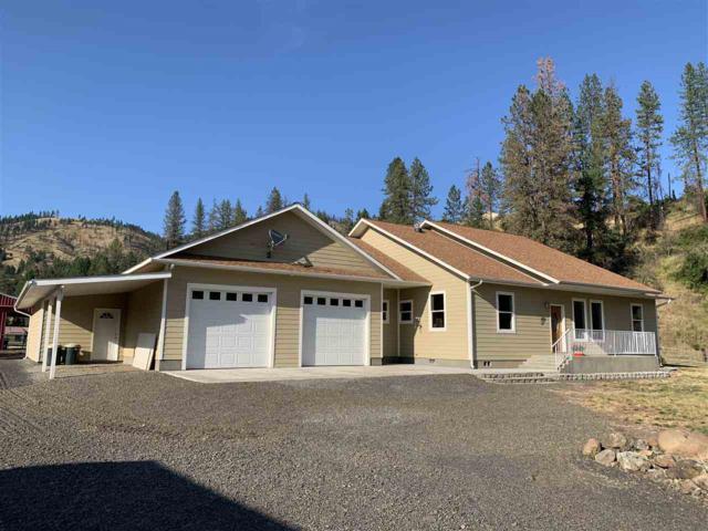 147 Old Barn Ln, Kamiah, ID 83536 (MLS #98741011) :: Boise River Realty