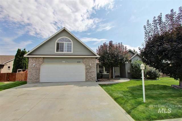 8583 W Orbit Drive, Boise, ID 83709 (MLS #98742774) :: New View Team