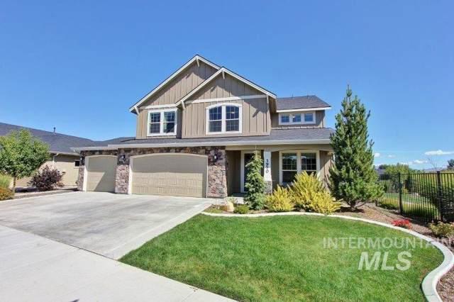 3970 Shimmering Way, Meridian, ID 83642 (MLS #98743313) :: Team One Group Real Estate