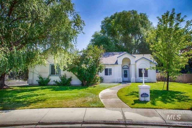 3831 W Park Creek Dr, Meridian, ID 83642 (MLS #98743347) :: Juniper Realty Group