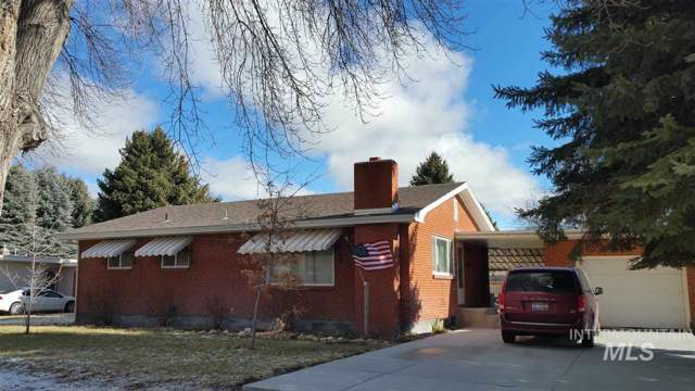 2019 Yale Ave, Burley, ID 83318 (MLS #98744002) :: New View Team