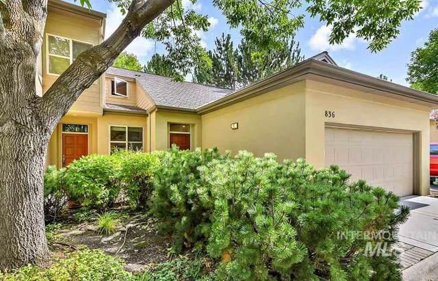 836 E Riverpark Lane, Boise, ID 83706 (MLS #98744025) :: Full Sail Real Estate