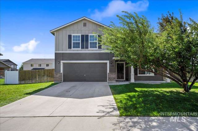 745 Sw Portal, Mountain Home, ID 83647 (MLS #98744083) :: Alves Family Realty