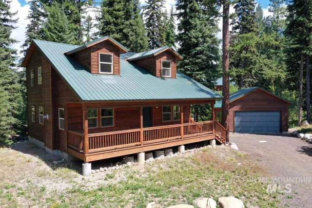 1504 Lick Creek Road, Mccall, ID 83638 (MLS #98744112) :: Minegar Gamble Premier Real Estate Services